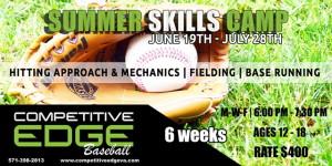 BaseballSummerskillscamp
