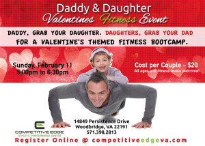 Daddy Daughter Valentines
