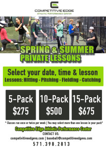 Denna Spring-Summer Private Lessons