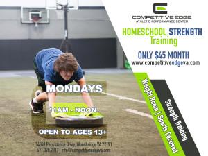 Homeschool Strength