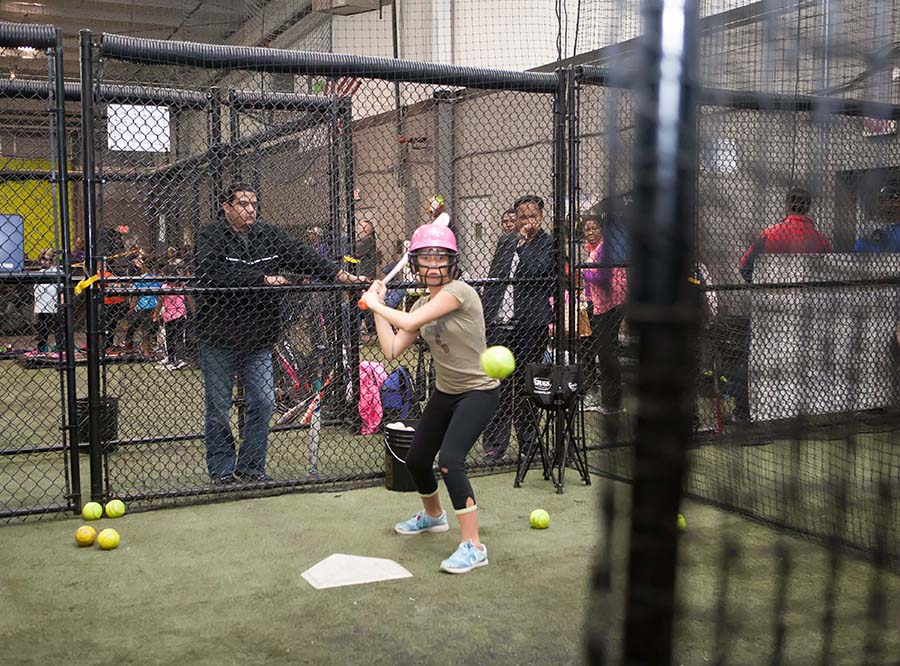 Competitive Edge Facility Batting Cages: Where Accuracy is a Hit