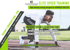 Speed Advanced training