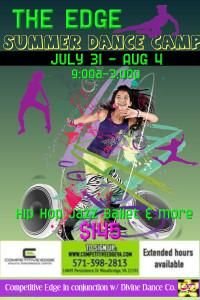 Summer Camp - Dance week2