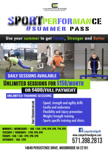 Summer Pass - 1 pager