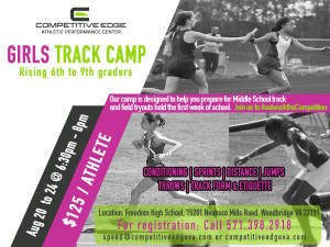 Track Camp Girls