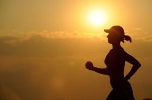 running_with_sun