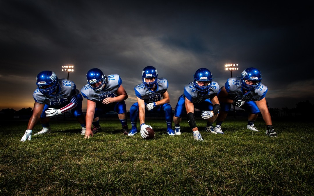 Football Safety Tips and What Competitive Edge Offers for Football Players