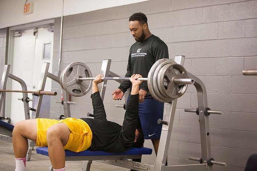 Boost That Strength Training Even Off-Season