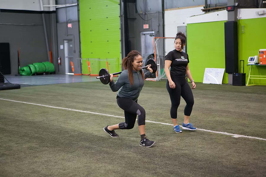 Competitive Edge | Athletic Performance Center