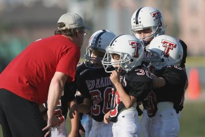 Competitive Edge Camps: Cooperation and Teamwork