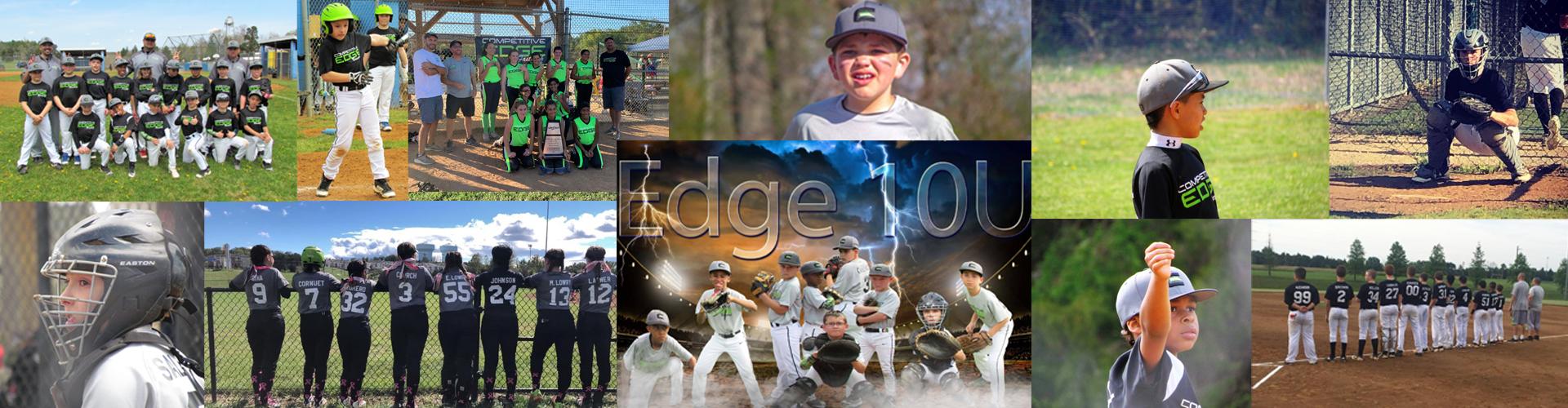 Edge Baseball Teams Competitive Edge